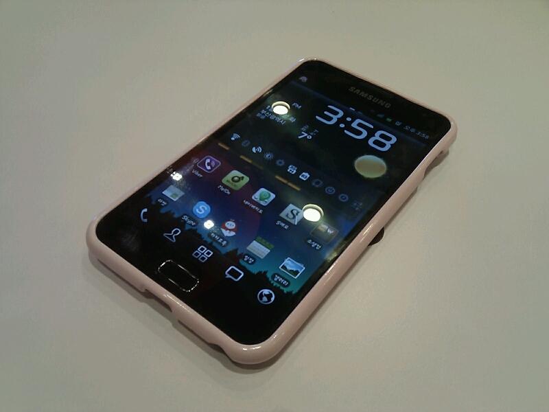C360_2012-01-10-15-58-30.jpg : 해외판 갤럭시 노트 사용중입니다~